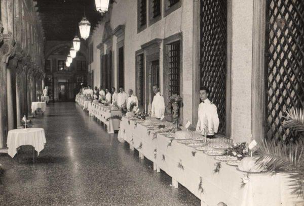 Buffet ducale