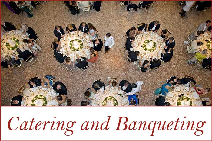 Catering and Banqueting