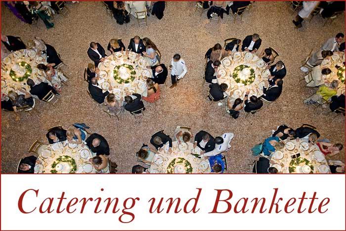 Catering und Bankette