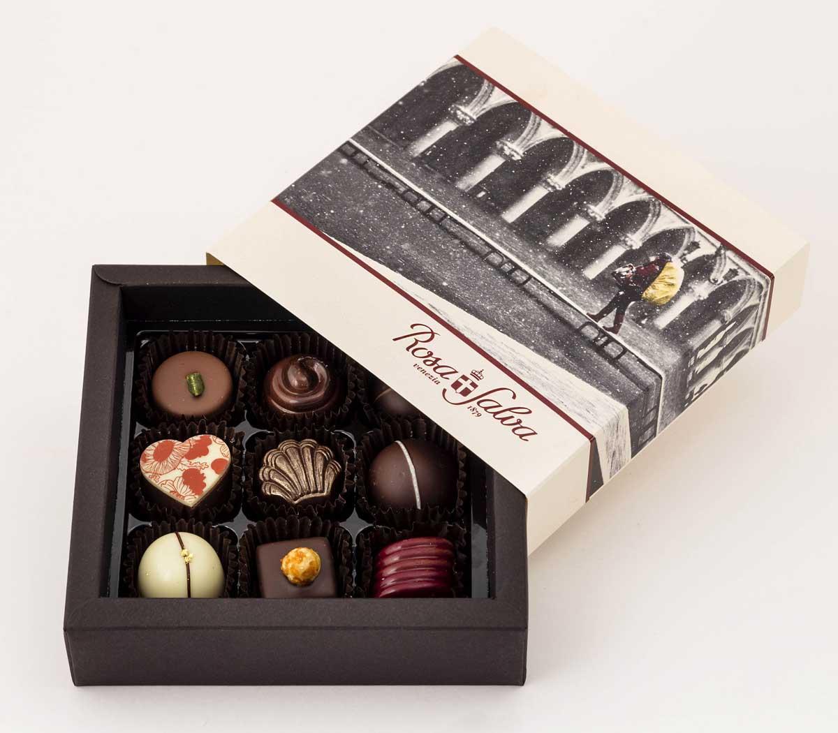 Cioccolato (9 pezzi)