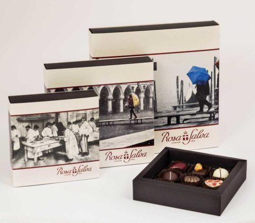 Cioccolatini di nostra produzione