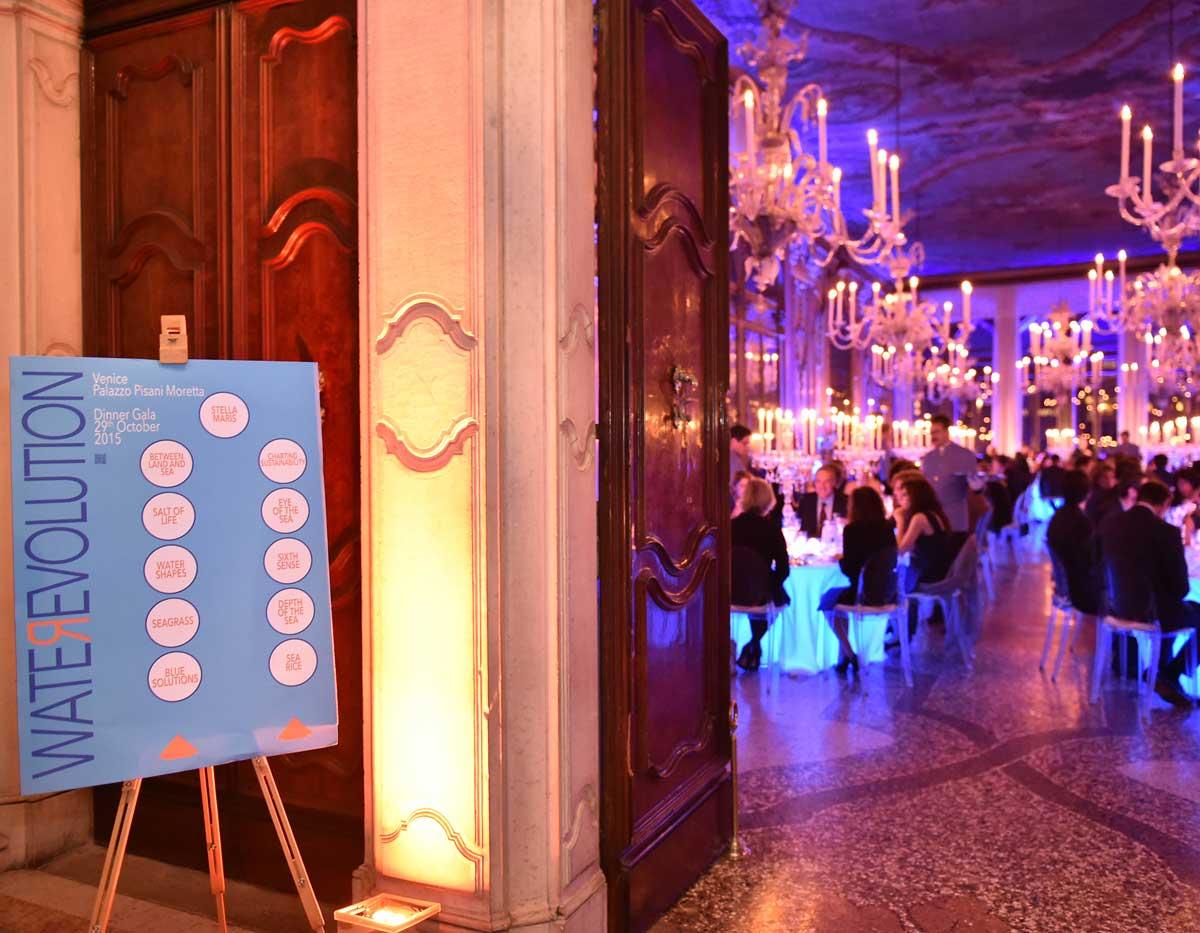 Evento privato a Villa Pisani