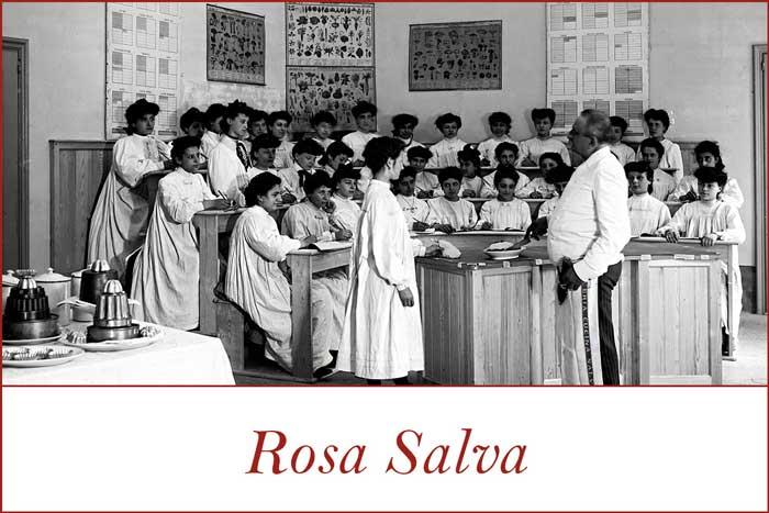 Rosa Salva Histoire