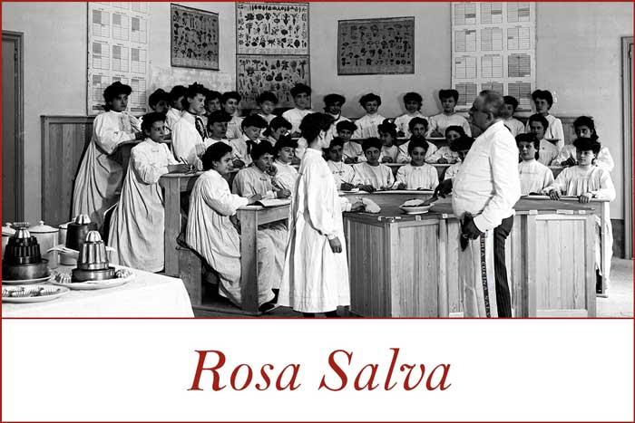 Rosa Salva