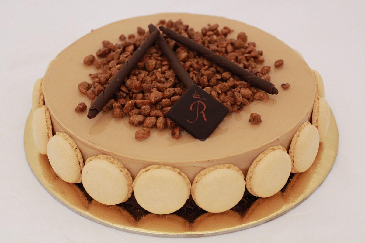 Torta Croccantino